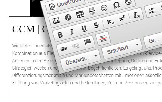 Drupal Text-Editor