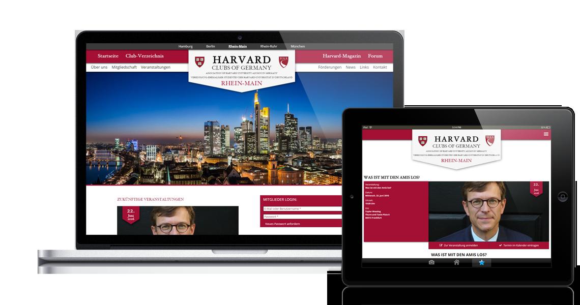 Titelbild Harvard