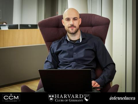 Vorstellung der neuen Harvard Website