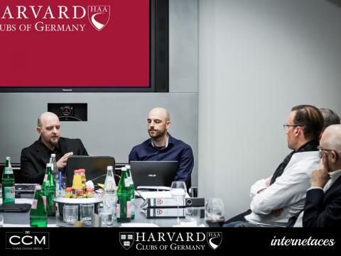 Präsentation Harvard Drupal Portal