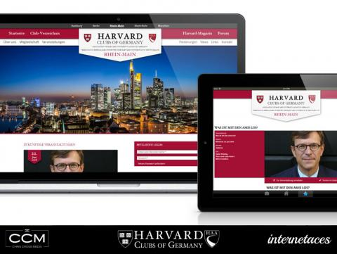 Onlineportal Harvard Clubs Of Germany
